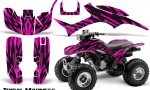 Honda TRX300 1993 2006 CreatorX Graphics Kit Tribal Madness Pink BB 150x90 - Honda TRX 300EX 1993-2006 Graphics