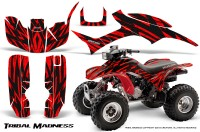 Honda-TRX300-1993-2006-CreatorX-Graphics-Kit-Tribal-Madness-Red