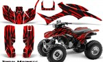 Honda TRX300 1993 2006 CreatorX Graphics Kit Tribal Madness Red BB 150x90 - Honda TRX 300EX 1993-2006 Graphics