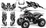 Honda TRX300 1993 2006 CreatorX Graphics Kit Tribal Madness White 150x90 - Honda TRX 300EX 1993-2006 Graphics