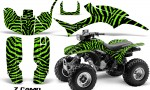 Honda TRX300 1993 2006 CreatorX Graphics Kit ZCamo Black Green 150x90 - Honda TRX 300EX 1993-2006 Graphics