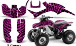 Honda TRX300 1993 2006 CreatorX Graphics Kit ZCamo Black Pink 150x90 - Honda TRX 300EX 1993-2006 Graphics