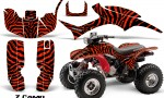 Honda TRX300 1993 2006 CreatorX Graphics Kit ZCamo Black Red 150x90 - Honda TRX 300EX 1993-2006 Graphics