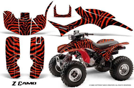 Honda TRX300 1993 2006 CreatorX Graphics Kit ZCamo Black Red 570x376 - Honda TRX 300EX 1993-2006 Graphics