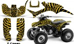 Honda TRX300 1993 2006 CreatorX Graphics Kit ZCamo Black Yellow BB 150x90 - Honda TRX 300EX 1993-2006 Graphics