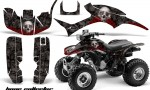 Honda TRX300 AMR Graphics Kit BC B 150x90 - Honda TRX 300EX 1993-2006 Graphics