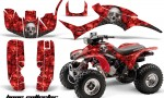 Honda TRX300 AMR Graphics Kit BC R 150x90 - Honda TRX 300EX 1993-2006 Graphics