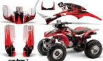 Honda TRX300 AMR Graphics Kit CX R 150x90 - Honda TRX 300EX 1993-2006 Graphics