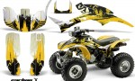 Honda TRX300 AMR Graphics Kit CX Y 150x90 - Honda TRX 300EX 1993-2006 Graphics