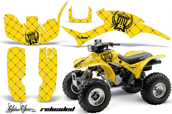 Honda TRX300 AMR Graphics Kit SSR BY 570x376 - Honda TRX 300EX 1993-2006 Graphics