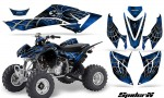 Honda TRX400EX 08 14 CreatorX Graphics Kit SpiderX Blue 150x90 - Honda TRX 400EX 2008-2016 Graphics
