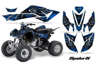Honda TRX400EX 08 14 CreatorX Graphics Kit SpiderX Blue 320x211 - Honda TRX 400EX 2008-2016 Graphics