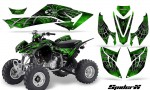 Honda TRX400EX 08 14 CreatorX Graphics Kit SpiderX Green 150x90 - Honda TRX 400EX 2008-2016 Graphics