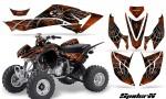 Honda TRX400EX 08 14 CreatorX Graphics Kit SpiderX OrangeDark 150x90 - Honda TRX 400EX 2008-2016 Graphics