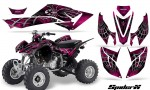 Honda TRX400EX 08 14 CreatorX Graphics Kit SpiderX Pink BB 150x90 - Honda TRX 400EX 2008-2016 Graphics