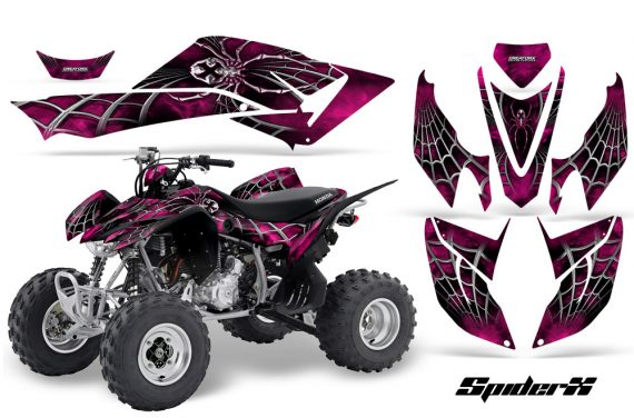 Honda TRX400EX 08 14 CreatorX Graphics Kit SpiderX Pink BB 570x376 - Honda TRX 400EX 2008-2016 Graphics