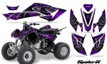 Honda TRX400EX 08 14 CreatorX Graphics Kit SpiderX Purple 150x90 - Honda TRX 400EX 2008-2016 Graphics