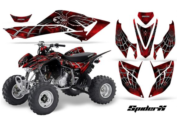 Honda TRX400EX 08 14 CreatorX Graphics Kit SpiderX Red BB 570x376 - Honda TRX 400EX 2008-2016 Graphics