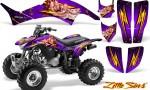 Honda TRX400EX 99 07 CreatorX Graphics Kit Little Sins Purple 150x90 - Honda TRX 400EX 1999-2007 Graphics