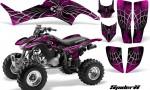 Honda TRX400EX 99 07 CreatorX Graphics Kit SpiderX Pink 150x90 - Honda TRX 400EX 1999-2007 Graphics