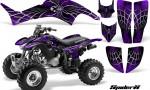 Honda TRX400EX 99 07 CreatorX Graphics Kit SpiderX Purple 150x90 - Honda TRX 400EX 1999-2007 Graphics