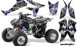 Honda TRX450 ER 09 AMR Graphic Kit BLUE SILVERSTRIPE MADHATTER WEB 150x90 - Honda TRX 450R 2004-2016 Graphics