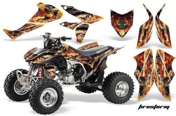 Honda TRX450 ER 09 AMR Graphic Kit FS MY 570x376 - Honda TRX 450R 2004-2016 Graphics