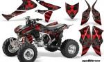 Honda TRX450 ER 09 AMR Graphic Kit MELTDOWN RED BLKBG 1000 150x90 - Honda TRX 450R 2004-2016 Graphics