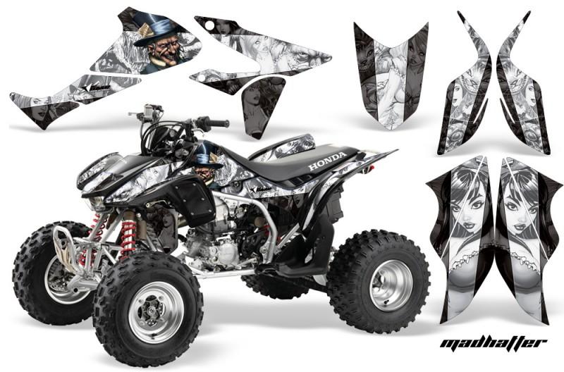 Honda-TRX450-ER-09-AMR-Graphic-Kit-MadHatter-BLACK-WHITESTRIPE-WEB