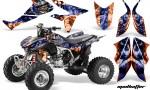 Honda TRX450 ER 09 AMR Graphic Kit ORANGE BLUESTRIPE MADHATTER WEB 150x90 - Honda TRX 450R 2004-2016 Graphics