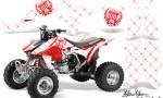 Honda TRX450 ER 09 AMR Graphic Kit SSR RW 150x90 - Honda TRX 450R 2004-2016 Graphics