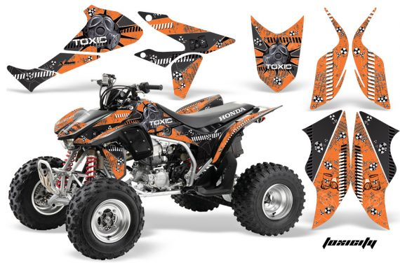 Honda TRX450 ER 09 AMR Graphic Kit TOX BO 570x376 - Honda TRX 450R 2004-2016 Graphics