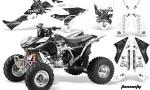 Honda TRX450 ER 09 AMR Graphic Kit TOXICITY BLACK WHITEBG 150x90 - Honda TRX 450R 2004-2016 Graphics
