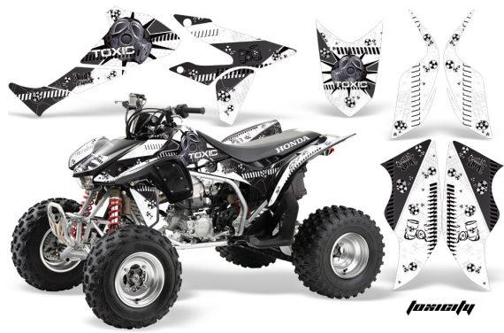 Honda TRX450 ER 09 AMR Graphic Kit TOXICITY BLACK WHITEBG 570x376 - Honda TRX 450R 2004-2016 Graphics