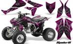 Honda TRX450R 04 12 CreatorX Graphics Kit SpiderX Pink 150x90 - Honda TRX 450R 2004-2016 Graphics