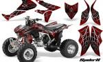 Honda TRX450R 04 12 CreatorX Graphics Kit SpiderX Red 150x90 - Honda TRX 450R 2004-2016 Graphics