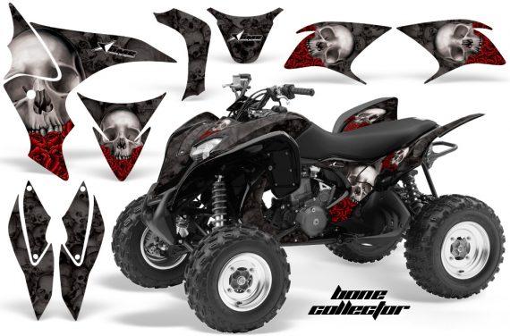 Honda TRX700 AMR Graphic Kit BoneCollector BLACK JPG 570x376 - Honda TRX 700XX Graphics