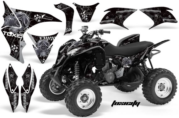 Honda TRX700 AMR Graphic Kit HONDA TRX 700 TOXICITY SILVER BLACKBG 1000 570x376 - Honda TRX 700XX Graphics