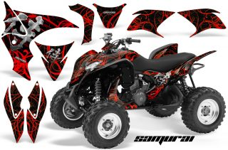 Honda TRX 700XX Graphics