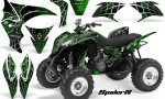 Honda TRX700XX 2008 CreatorX Graphics Kit SpiderX Green 150x90 - Honda TRX 700XX Graphics