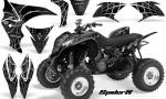 Honda TRX700XX 2008 CreatorX Graphics Kit SpiderX Silver 150x90 - Honda TRX 700XX Graphics