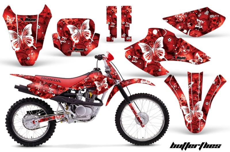 Honda Xr80 Xr100 2001