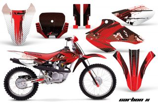 Honda XR80 XR100 Graphics 2001-2003