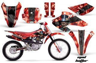 Honda XR 80 100 R AMR Graphics Kit Decal Mad Hatter RK 320x211 - Honda XR80 XR100 2001-2003 Graphics