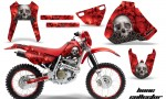 Honda XR400 AMR Graphics Kit BC R NPs 150x90 - Honda XR400 1996-2004 Graphics