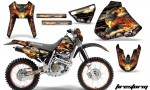 Honda XR400 AMR Graphics Kit FS B NPs 150x90 - Honda XR400 1996-2004 Graphics