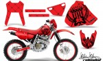 Honda XR400 AMR Graphics Kit SSR BR NPs 150x90 - Honda XR400 1996-2004 Graphics