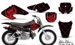 Honda XR70 AMR Graphics Kit SSR RB 150x90 - Honda XR50 2000-2003 XR70 2001-2003 Graphics