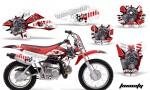 Honda XR70 AMR Graphics Kit Tox R 150x90 - Honda XR50 2000-2003 XR70 2001-2003 Graphics