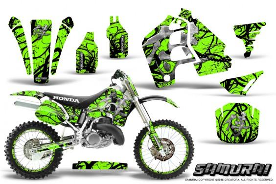 Honda_CR500_Graphics_Kit_Samurai_Black_Green_NP_Rims